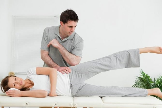 Physiotherapy or Massage Therapy
