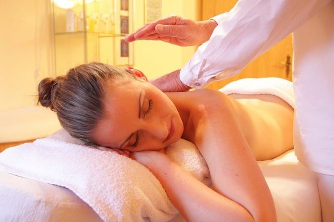 Deep Tissue Massage Therapy Benefits