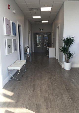 seva wellness clinic inside